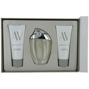 Women - AV EAU DE PARFUM SPRAY 3 OZ & BODY LOTION 3.4 OZ & SHOWER GEL 3.4 OZ