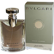 Men - BVLGARI EDT SPRAY 3.4 OZ