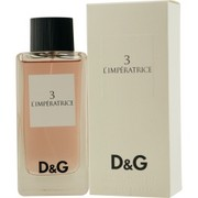 Women - D & G 3 L'IMPERATRICE EDT SPRAY 3.3 OZ
