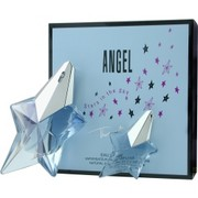 Women - ANGEL EAU DE PARFUM SPRAY .8 OZ & EAU DE PARFUM .17 OZ MINI (TRAVEL OFFER)