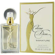 Women - CELINE DION SIGNATURE EDT SPRAY 1 OZ