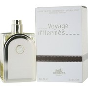 Women - VOYAGE D'HERMES EDT REFILLABLE SPRAY 3.3 OZ