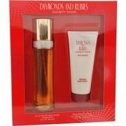 Women - DIAMONDS & RUBIES EDT SPRAY 3.3 OZ & BODY LOTION 3.3 OZ