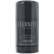 Men - ETERNITY DEODORANT STICK ALCOHOL FREE 2.6 OZ