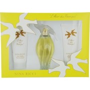 Women - L'AIR DU TEMPS EDT SPRAY 3.3 OZ & BODY LOTION 3.3 OZ & SHOWER GEL 3.3 OZ