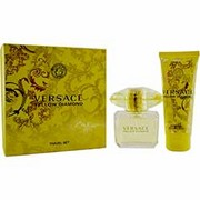 Women - VERSACE YELLOW DIAMOND EDT SPRAY 3 OZ & BODY LOTION 3.4 OZ