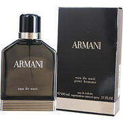 Men - ARMANI EAU DE NUIT EDT SPRAY 3.4 OZ