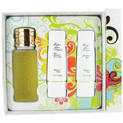 Women - QUELQUES FLEURS EAU DE PARFUM SPRAY 3.3 OZ & BODY LOTION 1.7 OZ & SHOWER GEL 1.7 OZ