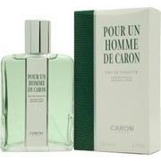 Men - CARON POUR HOMME EDT SPRAY 4.2 OZ