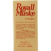 Men - ROYALL MUSKE AFTERSHAVE LOTION COLOGNE 8 OZ