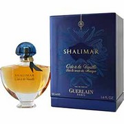 Women - SHALIMAR ODE A LA VANILLE EAU DE PARFUM SPRAY 1.7 OZ (LIMITED EDITION)
