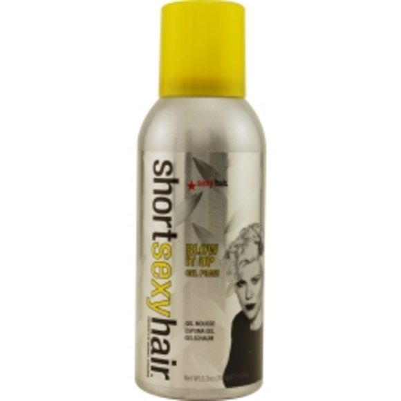Sexy Hair Concepts - Women  Sexy Hair Short Sexy Hair Blow It Up Gel Foam 5 Oz