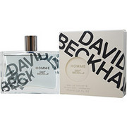 Men - DAVID BECKHAM HOMME EDT SPRAY 2.5 OZ