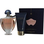 Women - SHALIMAR PARFUM INITIAL EAU DE PARFUM SPRAY 3.4 OZ & BODY LOTION 2.5 OZ (TRAVEL SET)