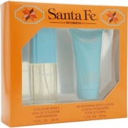 Women - SANTA FE COLOGNE SPRAY 1 OZ & BODY LOTION 1.7 OZ