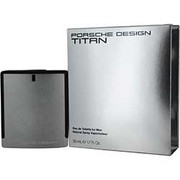Men - PORSCHE DESIGN TITAN EDT SPRAY 1.7 OZ