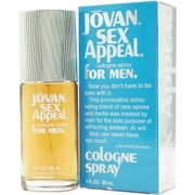 Men - JOVAN SEX APPEAL COLOGNE SPRAY 3 OZ