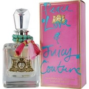 Women - PEACE LOVE & JUICY COUTURE EAU DE PARFUM SPRAY 3.4 OZ