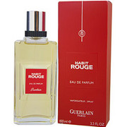Men - HABIT ROUGE EAU DE PARFUM SPRAY 3.4 OZ
