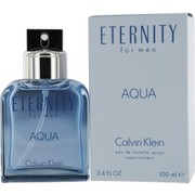 Men - ETERNITY AQUA EDT SPRAY 3.4 OZ