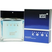 Men - MONT BLANC PRESENCE COOL EDT SPRAY 1.7 OZ