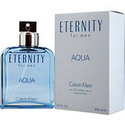 Men - ETERNITY AQUA EDT SPRAY 6.7 OZ