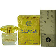 Women - VERSACE YELLOW DIAMOND EDT .17 OZ MINI