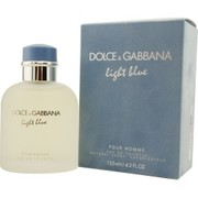 Men - D & G LIGHT BLUE EDT SPRAY 4.2 OZ