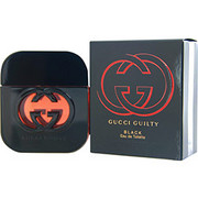 Women - GUCCI GUILTY BLACK EDT SPRAY 1.7 OZ