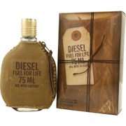 Men - DIESEL FUEL FOR LIFE EDT SPRAY 2.5 OZ
