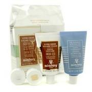 Women - Sisley Face Solar Kit: Express Flower Gel + Facial Sun Care SPF 10 --2pcs
