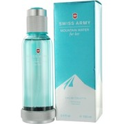 Women - SWISS ARMY MOUNTAIN WATER EDT SPRAY 3.4 OZ