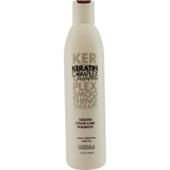Coppola Women Keratin Complex Keratin Color Care Shampoo 13.5 Oz