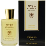 Women - ACQUA CLASSICA BORSARI EAU DE COLOGNE SPRAY 3.38 OZ
