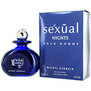 Men - SEXUAL NIGHTS EDT SPRAY 4.2 OZ