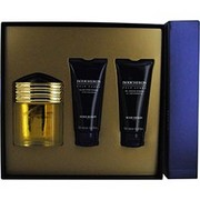 Men - BOUCHERON EAU DE PARFUM SPRAY 3.4 OZ & AFTERSHAVE BALM 3.4 OZ & SHOWER GEL 3.4 OZ