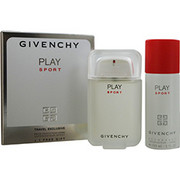 Men - PLAY SPORT EDT SPRAY 3.3 OZ & DEODORANT SPRAY 5 OZ (TRAVEL OFFER)