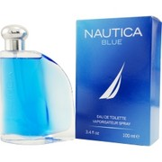 Men - NAUTICA BLUE EDT SPRAY 3.4 OZ