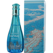 Women - COOL WATER CORAL REEF EDT SPRAY 3.4 OZ (LIMITED EDITION)