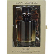 Men - BANANA REPUBLIC OF MEN EDT SPRAY 3.4 OZ