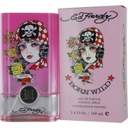 Women - ED HARDY BORN WILD EAU DE PARFUM SPRAY 3.4 OZ