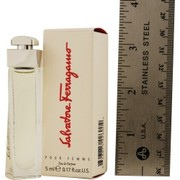 Women - SALVATORE FERRAGAMO EAU DE PARFUM .17 OZ MINI