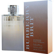 Women - BURBERRY BRIT SUMMER EDT SPRAY 3.4 OZ (EDITION 2012)