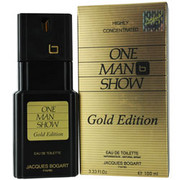 Men - ONE MAN SHOW GOLD EDT SPRAY 3.3 OZ