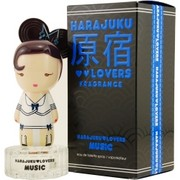 Women - HARAJUKU LOVERS MUSIC EDT SPRAY .33 OZ