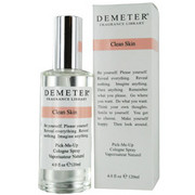 Women - DEMETER CLEAN SKIN COLOGNE SPRAY 4 OZ