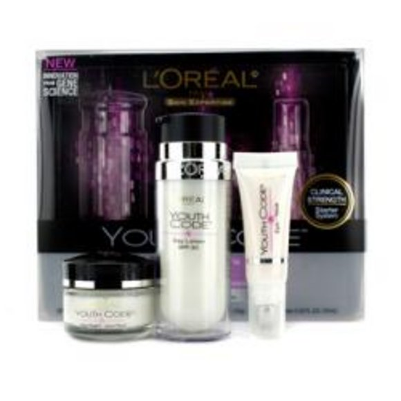L'oreal Women L'oreal Youth Code Clinical Strength Starter System: Day