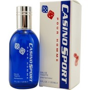 Men - CASINO SPORT EDT SPRAY 4 OZ