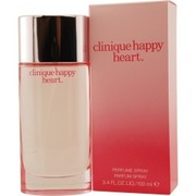 Clinique - HAPPY HEART PARFUM SPRAY 3.4 OZ (NEW PACKAGING)