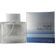 Men - NAUTICA PURE EDT SPRAY 3.4 OZ